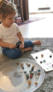 לאפיס המרכז לאנרגיה רוחנית ערכת משחק לילדים פעילות לילדים מחשקים מקוריים לילדים